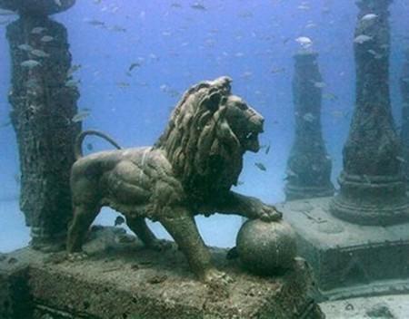 Kleopatřin palác pod mořem