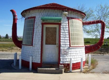 Dům čajová konvice - Teapot Dome