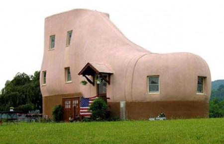 Dům bota