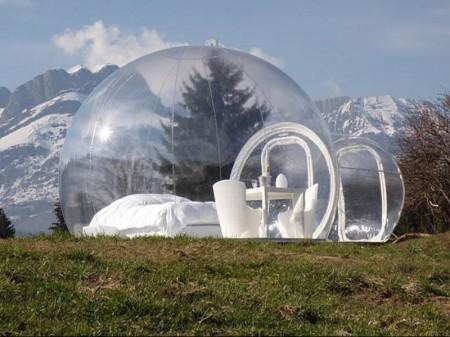 Dům bublina, bublinový dům