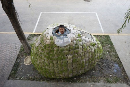 Dům vajíčko