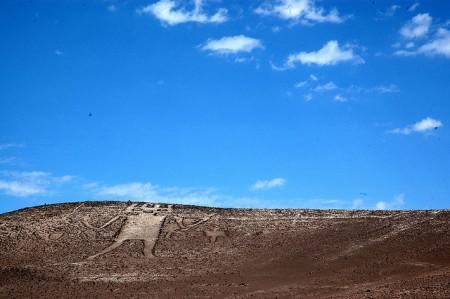 Geoglyf Atacamský obr