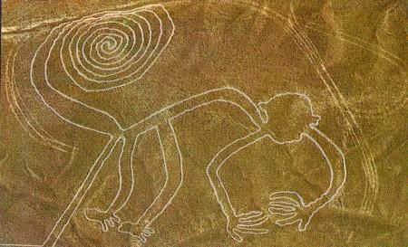 Obrazce na planině Nazca