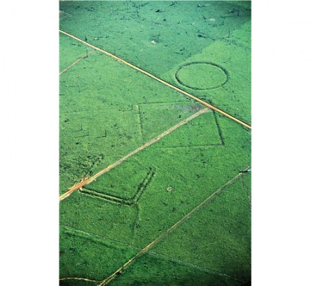 Geoglyfy v amazonském pralese