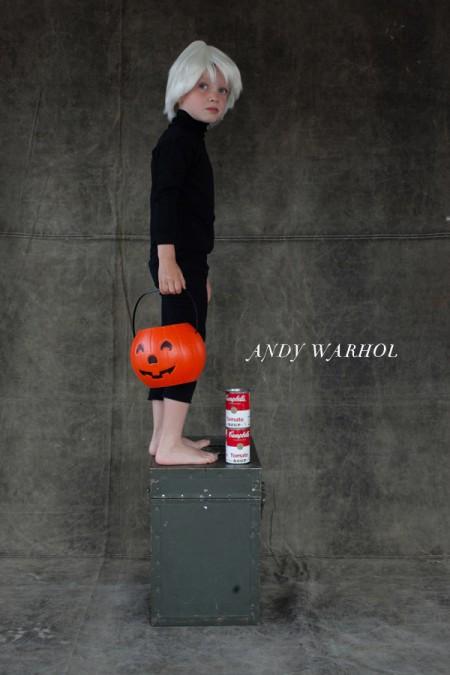 Malý Andy Warhol