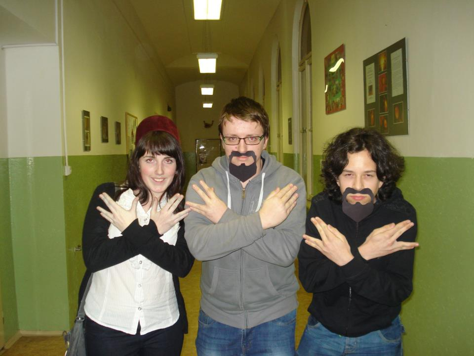 Vlogout - Naty, Miki a Buben