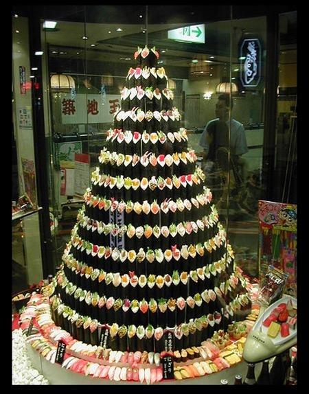 Alternativní vánoční stromeček