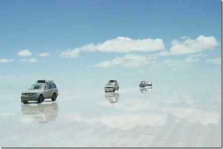 Procházka v oblacích