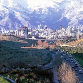 Teherán - z osady lupičů hlavním městem
