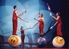 Žongléři