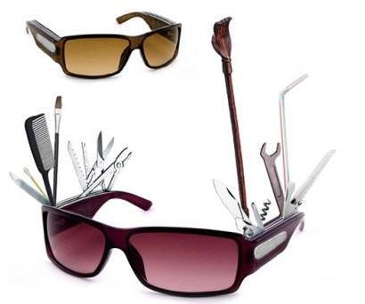 Brýle pro přežití