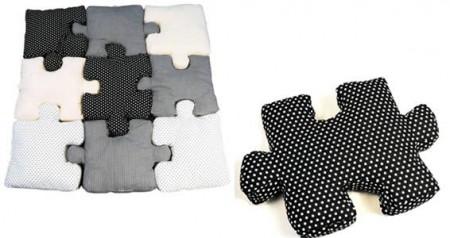 Polštáře puzzle