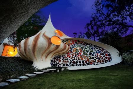 Dům lastura Nautilus