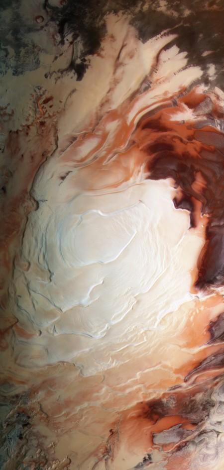 Jižní pól Marsu