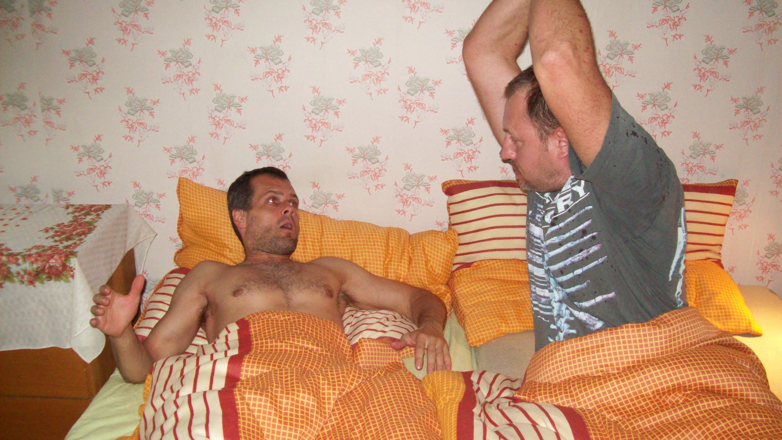 Roman Vojkůvka a František Strnad Neusínej 2