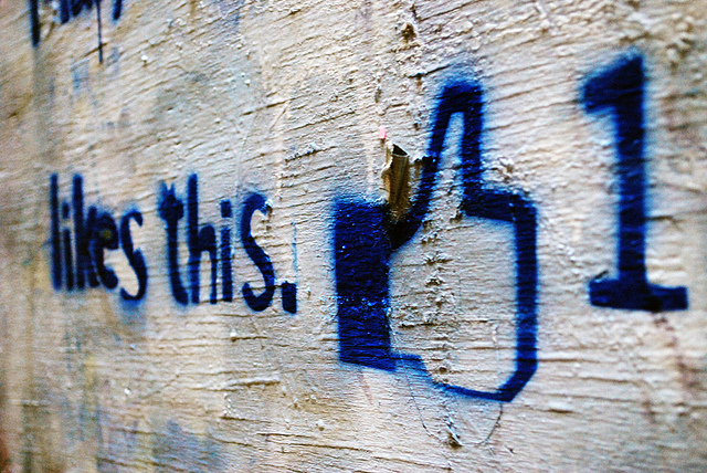 Grafitti Facebook