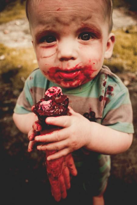 Zombie dítě