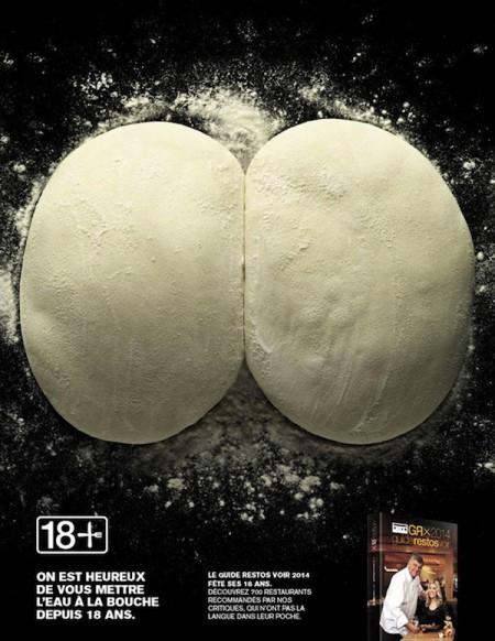 Jídelní porno