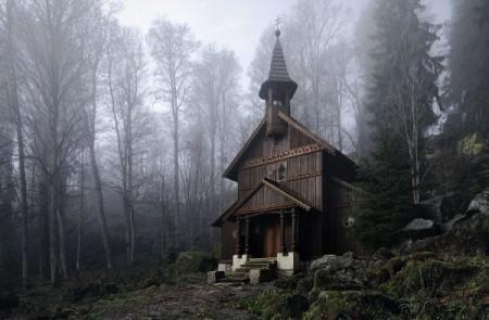 Lesní kostel